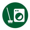 Servicio de lavandería y limpieza