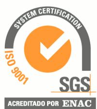 Sello ISO 9001