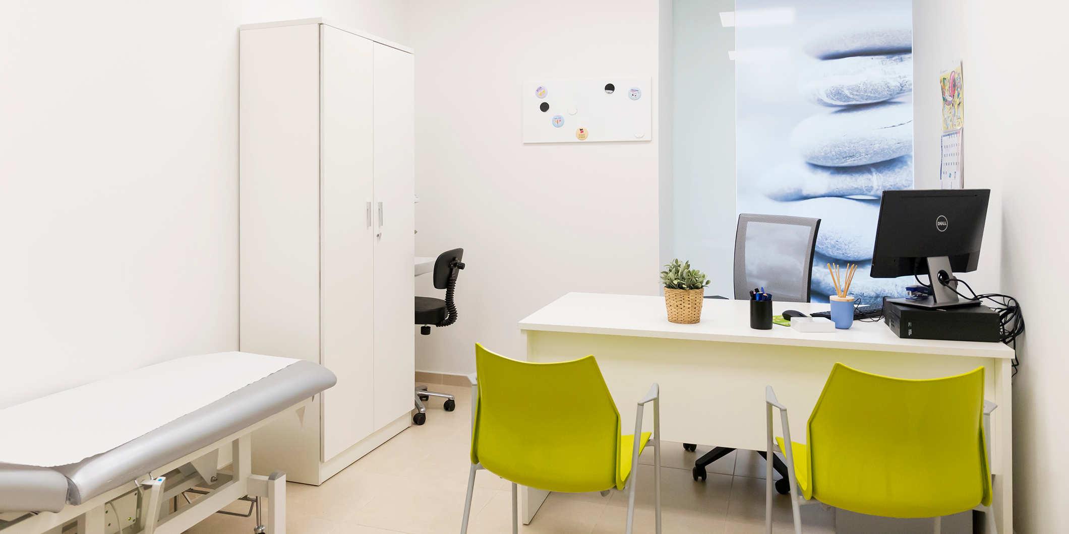 Consulta Médica. Hospital Gijón